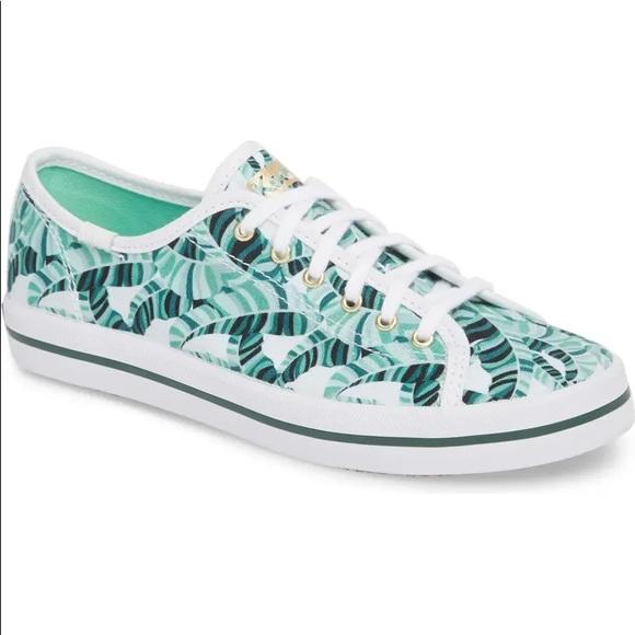 KEDS X Sunnylife Banana Leaf Sneakers